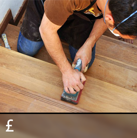 Professional Floor Sanding & Finishing in Floor Sanding Barnet